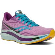 SAUCONY WOMEN'S ENDORPHIN SPEED RUNNING SHOES - FUTURE PINK