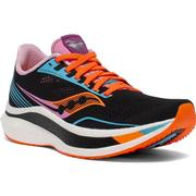 SAUCONY WOMEN'S ENDORPHIN PRO RUNNING SHOES - FUTURE BLACK