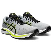 ASICS MEN`S GT-2000 9 RUNNING SHOES - SHEET ROCK/BLACK 021.SHEET.ROCK.BLACK