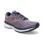 BROOKS WOMEN`S GHOST 13 RUNNING SHOES - LAVENDER/OMBRE/METALLIC