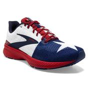 BROOKS MEN`S LAUNCH 8 RUNNING SHOES - RUN TEXAS LIMITED EDITION