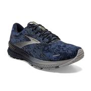 BROOKS MEN`S ADRENALINE GTS 21 RUNNING SHOES - ABSTRACT PACK - FOLKSTONE/NAVY 497.FOLKSTONE.NAVY