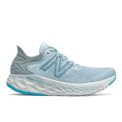 NEW BALANCE WOMEN`S FRESH FOAM 1080V11 RUNNING SHOES - UV GLO/STAR GLO