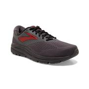 BROOKS MEN`S ADDICTION 14 RUNNING SHOES - EXTRA WIDE (4E) - BLACK/PEARL