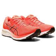 ASICS WOMEN`S GEL-CUMULUS 22 RUNNING SHOES - TOKYO LIMITED EDITION - SUNRISE RED