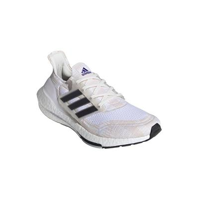 ADIDAS MEN`S ULTRABOOST 21 PRIMEBLUE RUNNING SHOES - NON-DYED/CORE BLACK/NIGHT