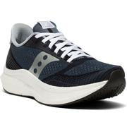 SAUCONY WOMEN'S ENDORPHIN PRO ICON PACK RUNNING SHOES - NAVY/SILVER