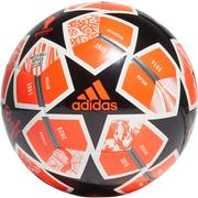 ADIDAS FINALE 21 20TH ANNIVERSARY UCL CLUB UEFA CHAMPIONS LEAGUE SOCCER BALL SOLAR.RED.BLACK.WHT