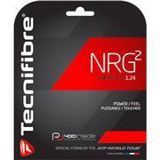 TECNIFIBRE NRG2 17 GAUGE (1.24MM) TENNIS STRING - NATURAL N.NATURAL