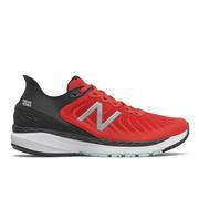 NEW BALANCE MEN'S FRESH FOAM 860V11 RUNNING SHOES - WIDE (2E) - VELOCITY RED