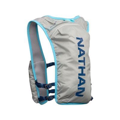 NATHAN QUICKSTART 4L VEST BACKPACK FOR RUNNING/BIKING - OSFM - VAPOR BLUE/NAVY