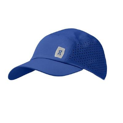 ON RUNNING UNISEX LIGHTWEIGHT CAP - RUNNING HAT - BLUE