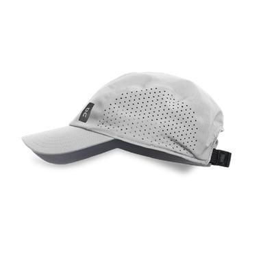 ON RUNNING UNISEX LIGHTWEIGHT CAP - RUNNING HAT - GREY