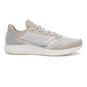 SAUCONY MEN`S FREEDOM 4 RUNNING SHOES - NEW NATURAL 15.NEW.NATURAL
