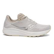 SAUCONY WOMEN`S GUIDE 14 RUNNING SHOES - NEW NATURAL