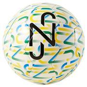 PUMA NEYMAR JR GRAPHIC SOCCER BALL - WHITE.DANDELION 02.WHITE.DANDELION