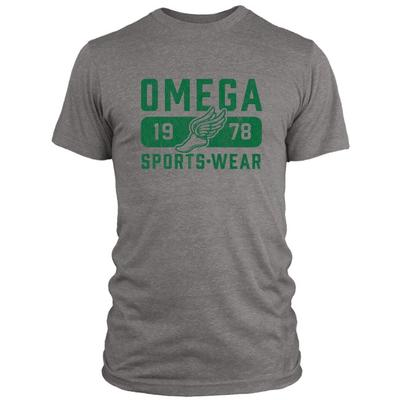 OMEGA SPORTS WINGED FOOT SHORT SLEEVE TEE