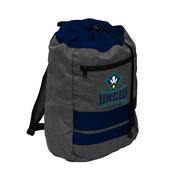 LOGO BRANDS JOURNEY BACKSACK - UNC WILMI