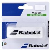 BABOLAT XCEL GEL REPLACEMENT TENNIS GRIP 101.WHITE