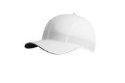 BROOKS UNISEX CHASER HAT - WHITE 100.WHITE