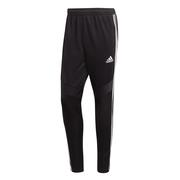 ADIDAS MEN`S TIRO 19 SOCCER TRAINING PANT - BLACK/WHITE