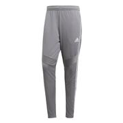 ADIDAS MEN`S TIRO 19 SOCCER TRAINING PANT - GREY/WHITE