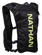 NATHAN QUICKSTART 4L VEST BACKPACK FOR RUNNING/BIKING - OSFM - BLACK 0015.BLACK