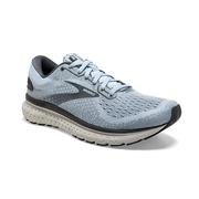 BROOKS WOMEN`S GLYCERIN 18 RUNNING SHOES - WIDE (D) - KENTUCKY/TURBULENCE/GREY 073.KENTUCKY.GREY