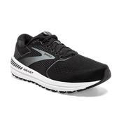 BROOKS MEN`S BEAST `20 RUNNING SHOES - WIDE (2E) - BLACK/EBONY/GREY 051.BLACK.EBONY.GREY