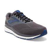 BROOKS MEN`S ADDICTION 14 RUNNING SHOES - EXTRA WIDE (4E) - PEARL/BLUE/BLACK
