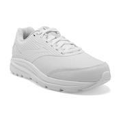 BROOKS WOMEN`S ADDICTION WALKER 2 WALKING SHOES - WIDE (D) - WHITE/WHITE