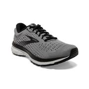 BROOKS MEN`S GHOST 13 RUNNING SHOES - PRIMER GREY/PEARL/BLACK