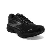 BROOKS WOMEN`S GHOST 13 RUNNING SHOES - BLACK/BLACK 072.BLACK.BLACK