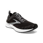 BROOKS MEN`S LEVITATE 4 RUNNING SHOES - BLACK/BLACKENED PEARL/WHITE
