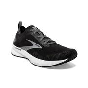 BROOKS WOMEN`S LEVITATE 4 RUNNING SHOES - BLACK/BLACKENED PEARL/WHITE