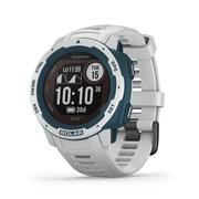 GARMIN INSTINCT SOLAR EDITION RUGGED GPS SMARTWATCH - CLOUDBREAK SURF (45MM)