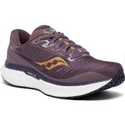 SAUCONY WOMEN`S TRIUMPH 18 RUNNING SHOES - DUSK/GOLD