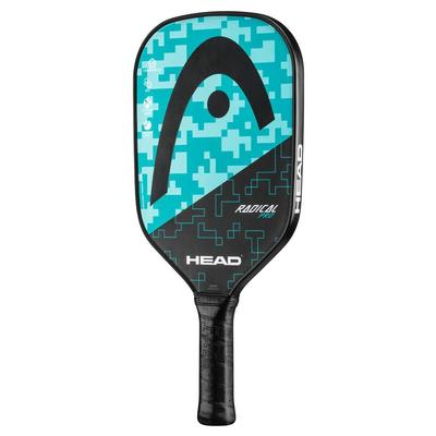 HEAD RADICAL PRO PICKLEBALL PADDLE - TEAL/BLACK